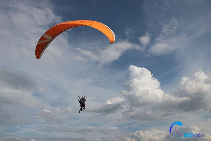 базовый курс обучения полетам на параплане